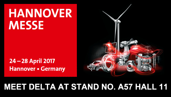 delta power supply will join hannover messe 2017 delta power supply. Black Bedroom Furniture Sets. Home Design Ideas